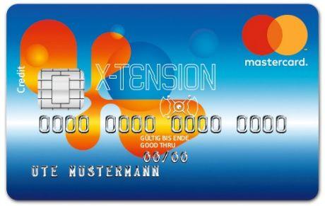 mastercard x tension kreditkarte sparkasse rosenheim. Black Bedroom Furniture Sets. Home Design Ideas